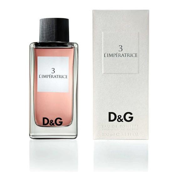 3 L'imperatrice от Dolce & Gabbana