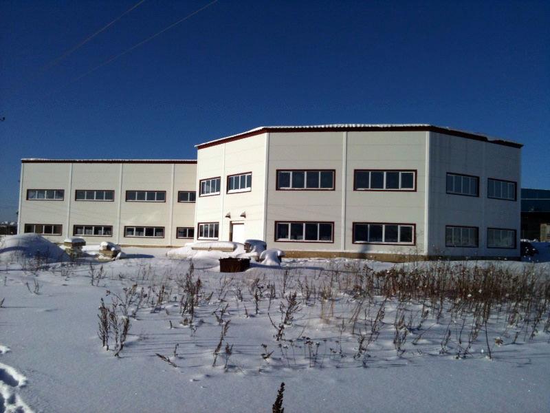 Продажа промышленной земли со складским зданием